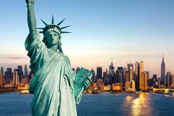 Các bang của Mỹ, thành phố New York xinh đẹp