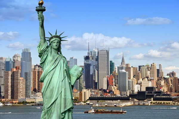 Vẻ đẹp quyến rũ của thành phố New York