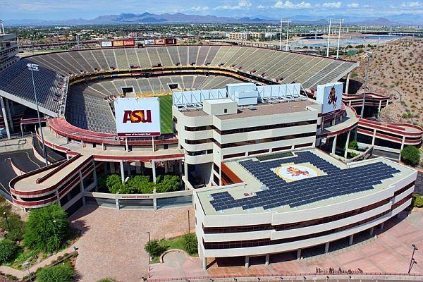 Sân vận động ASU