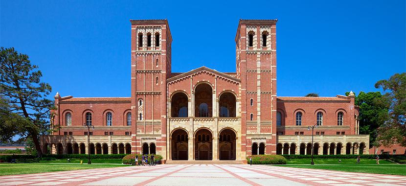 Khuôn viên trường Đại học California, Los Angeles