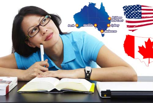 Nên đi du học Mỹ hay Úc