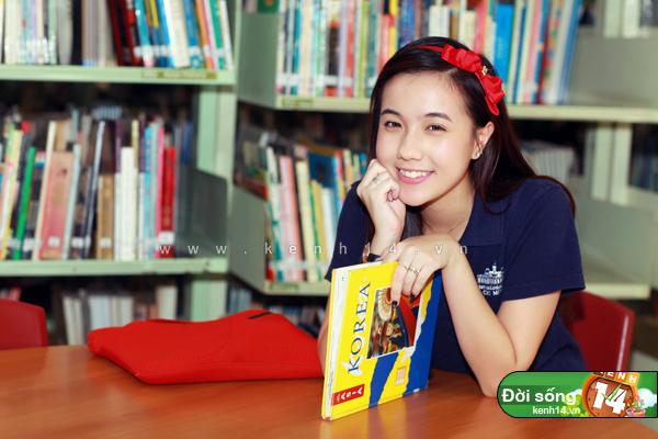 """""""Hot girl Mie"""" xinh đẹp, tài năng học tại trường danh tiếng Mỹ"""