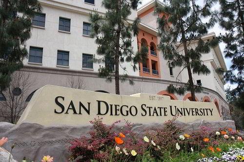 Du học Mỹ tại trường Đại học San Diego State